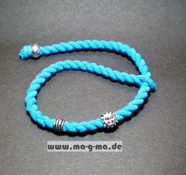 TrisTras Haar-/Armband mit Beads