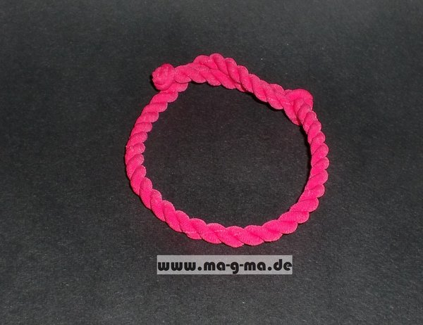 TrisTras Haar-/Armband ohne Beads